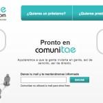 Comunitae, los prestamos 2.0 aterrizan en España