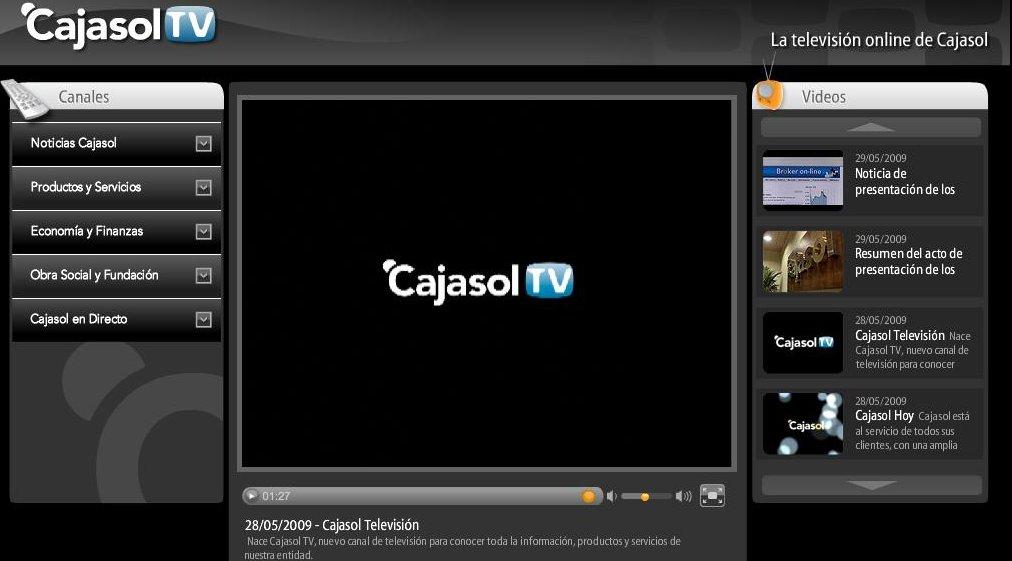 CajaSol TV